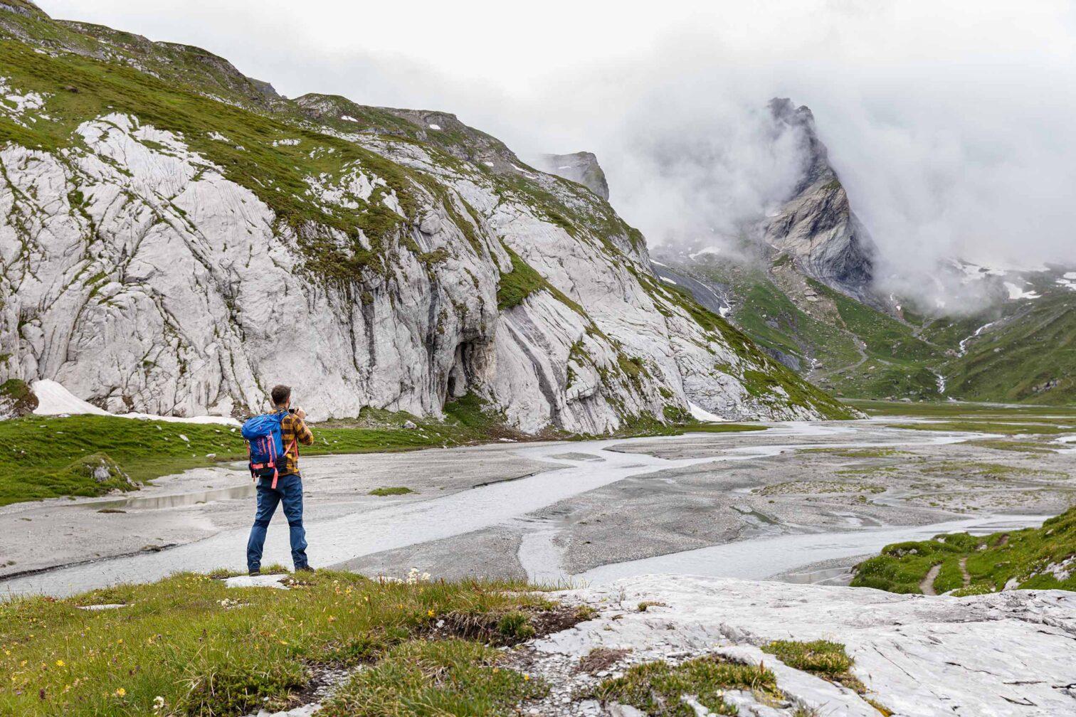 Graubünden Leben & Arbeiten - Der Outdoor-Fotograf